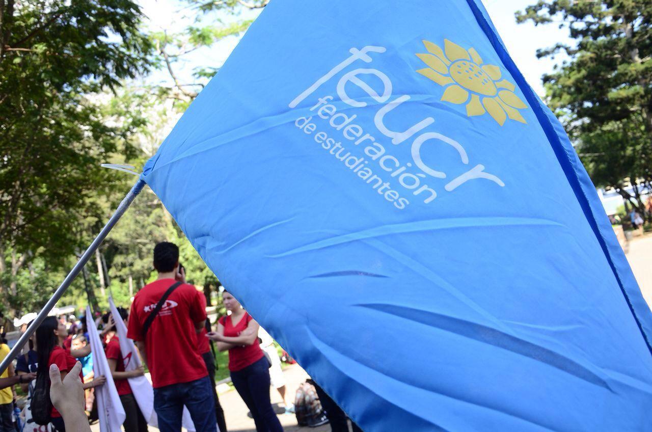 Alumnos de la UCR se manifestarán contra Consejo Universitario