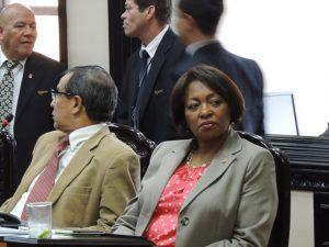 Maureen Clarke-Rolando Gonzalez
