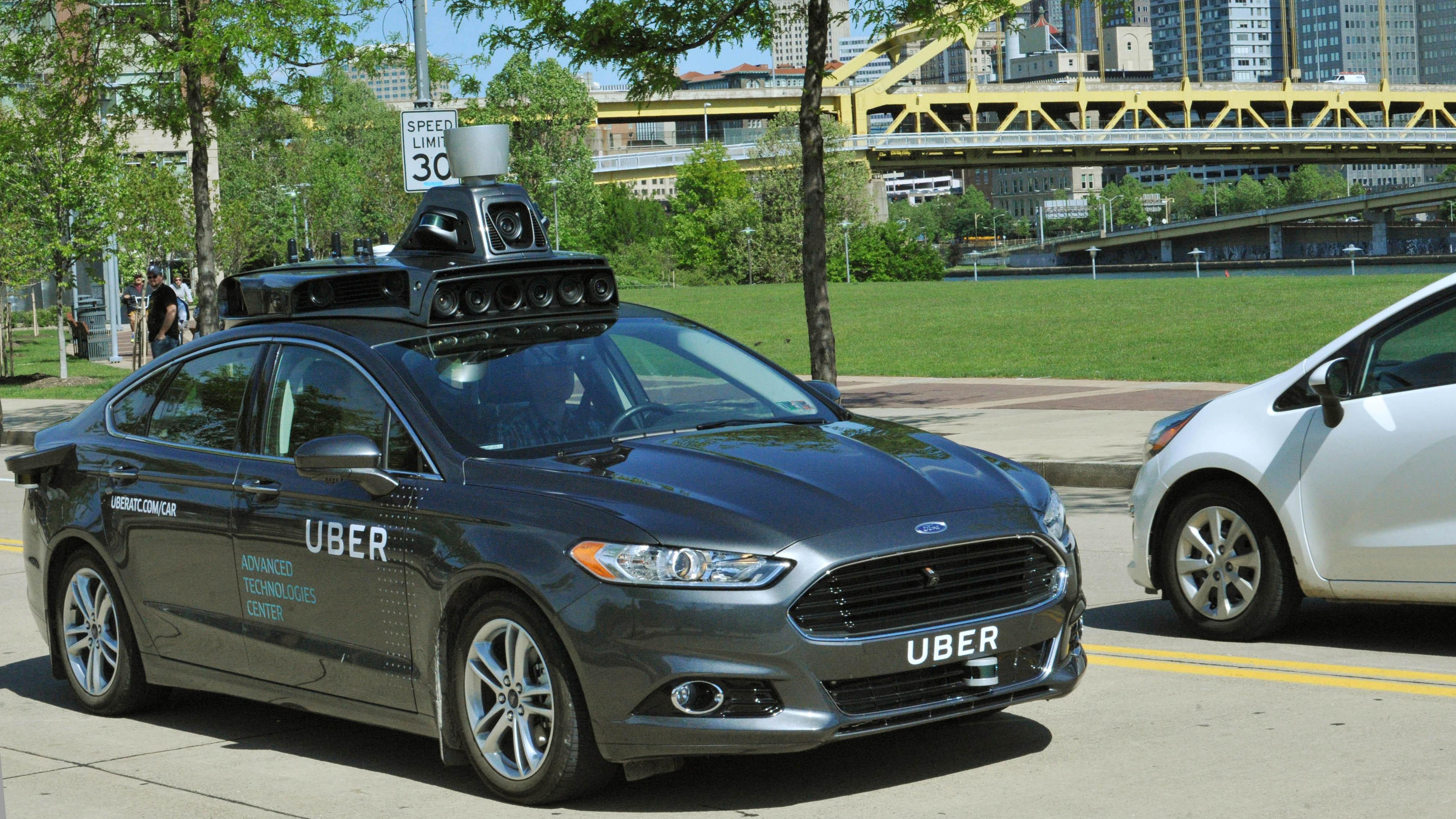 Tutorial para conductores de uber madrid