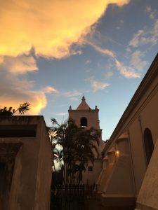 La parroquia de Heredía donde se casó el mulato de mi historia era anterior a esta hermosa edificación que es de 1736. Foto P.León