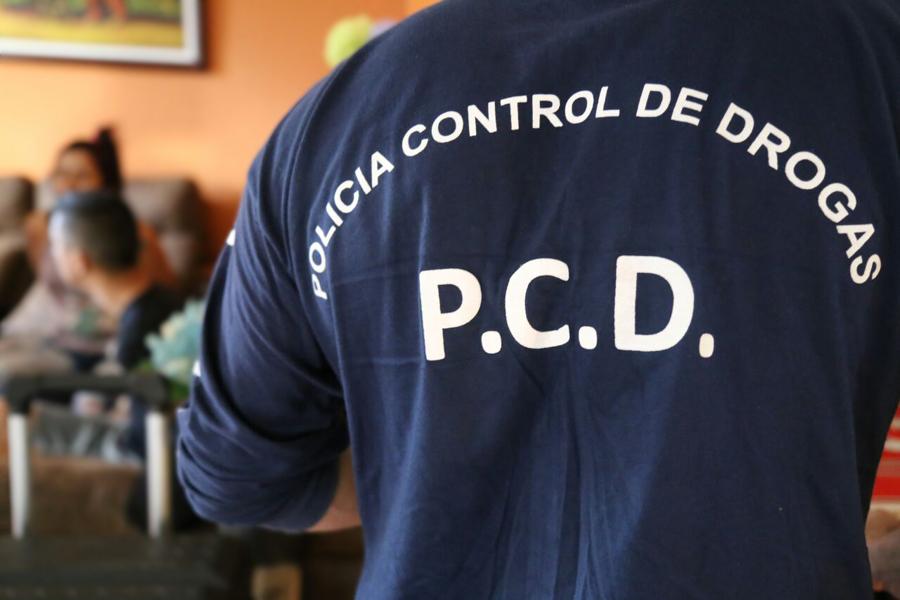 Resultado de imagen para policia control de drogas en costa rica