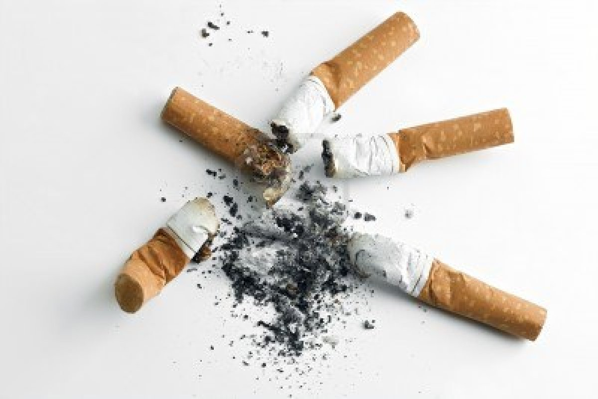 Resultado de imagen de colillas de cigarrillos
