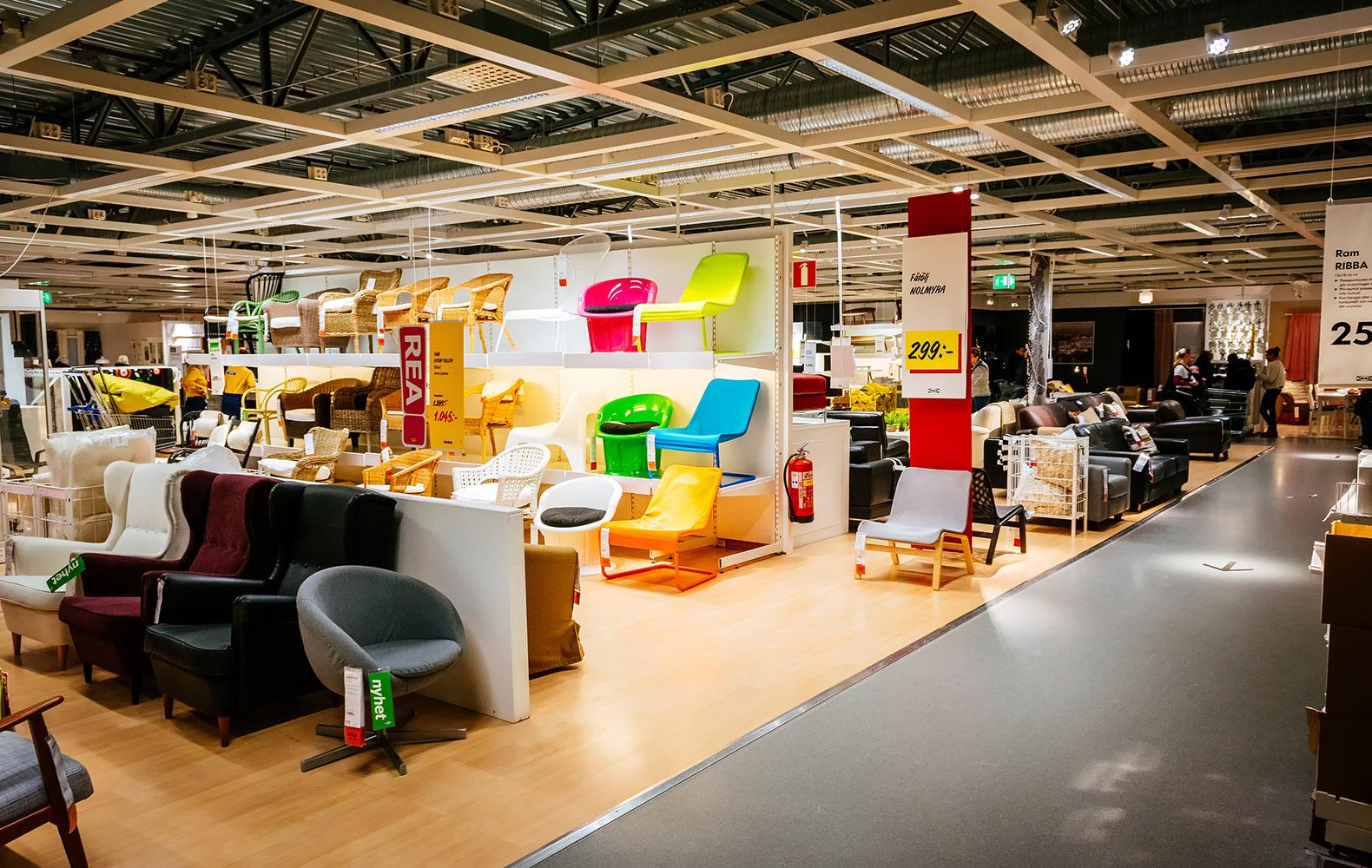 La Gigante Ikea Es Tan Exitosa Que Hasta Abre Su Propio
