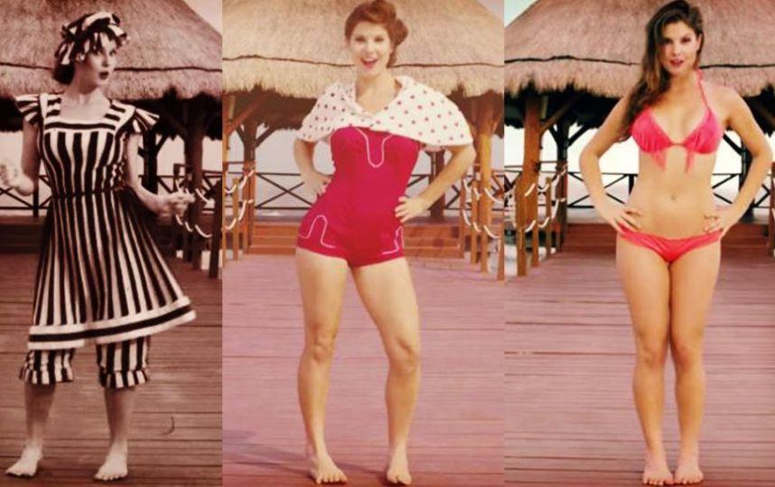 Repaso visual de la historia del bikini - smodaelpaiscom