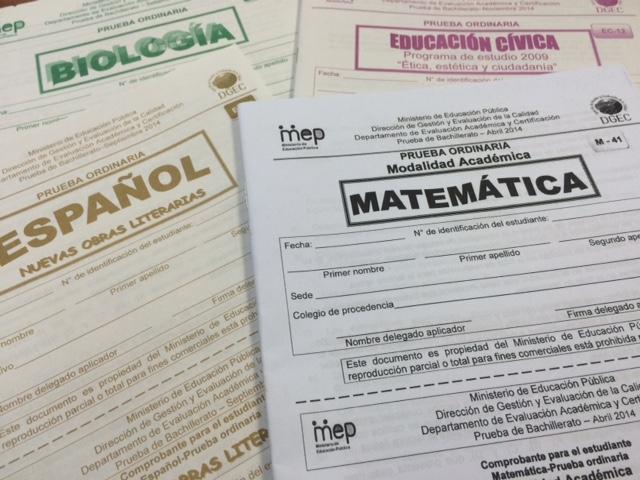 Aprueban Desarrollo en Bachillerato de Matemáticas