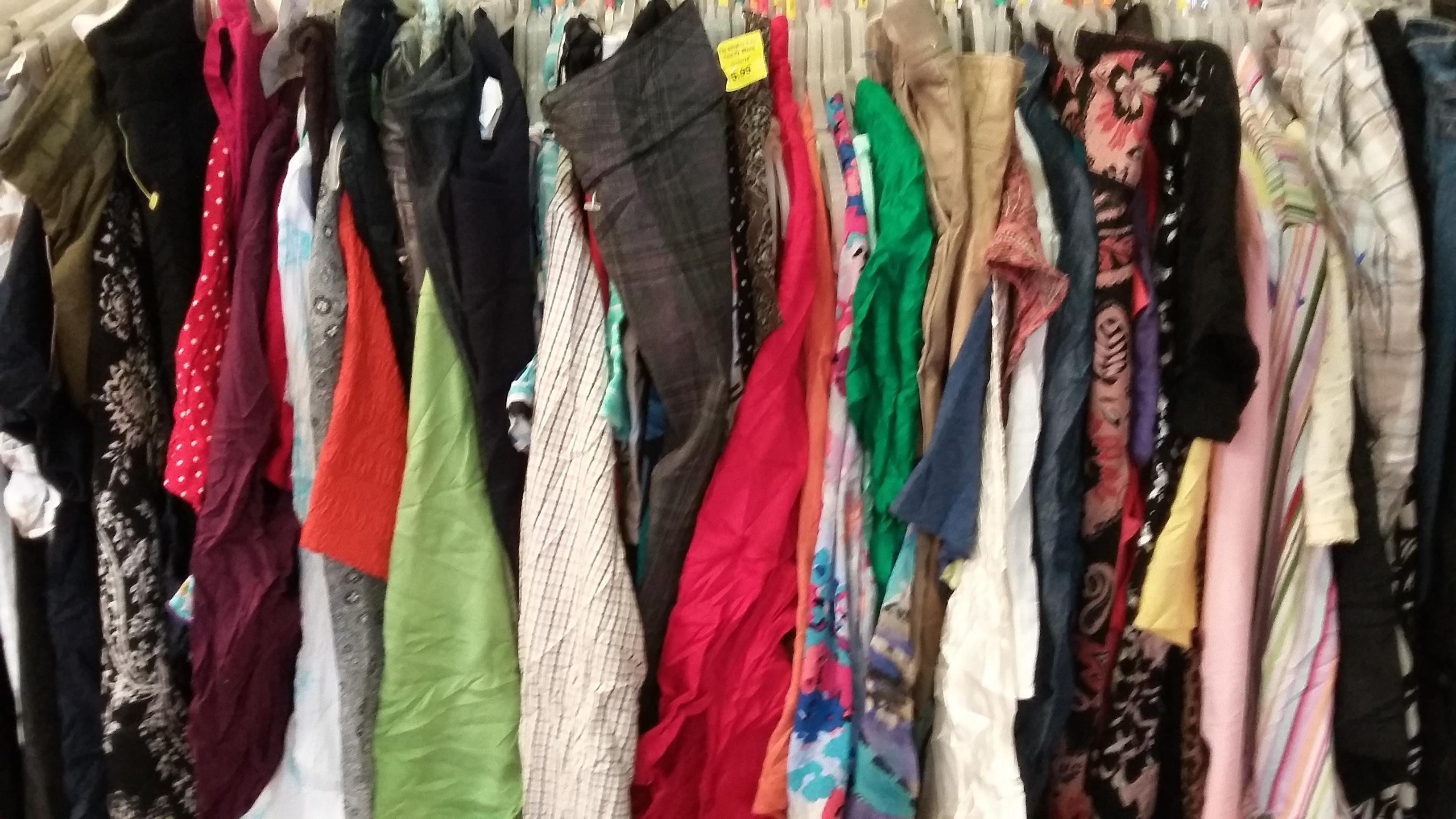 Piden extremar medidas de seguridad en ropa americana for Ropa interior americana