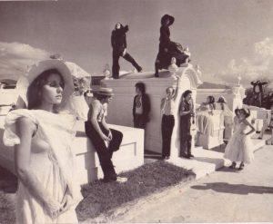Irreverente y crítico: así fue el teatro de Tierranegra.