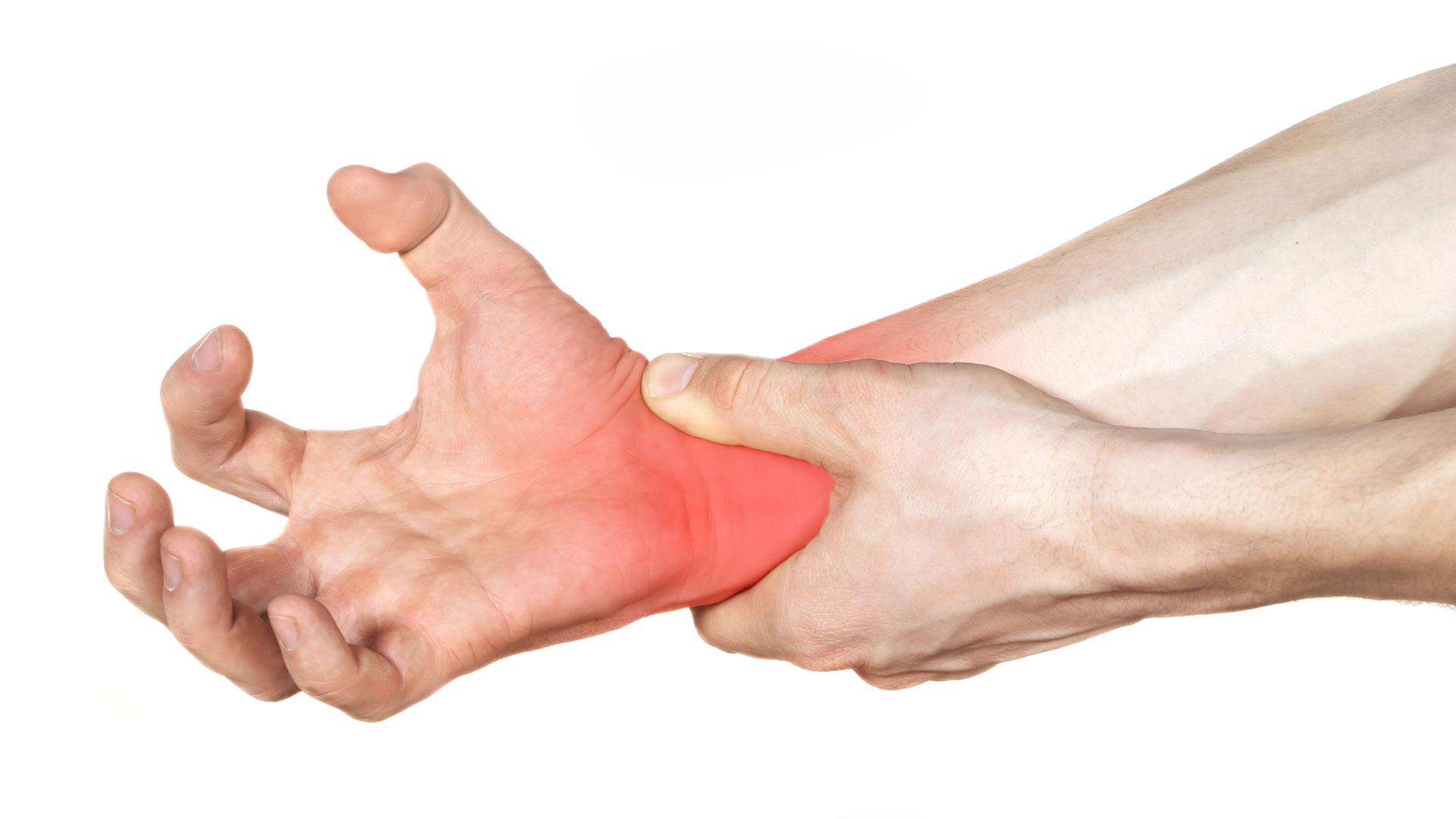 Hormigueo dedo pulgar izquierdo