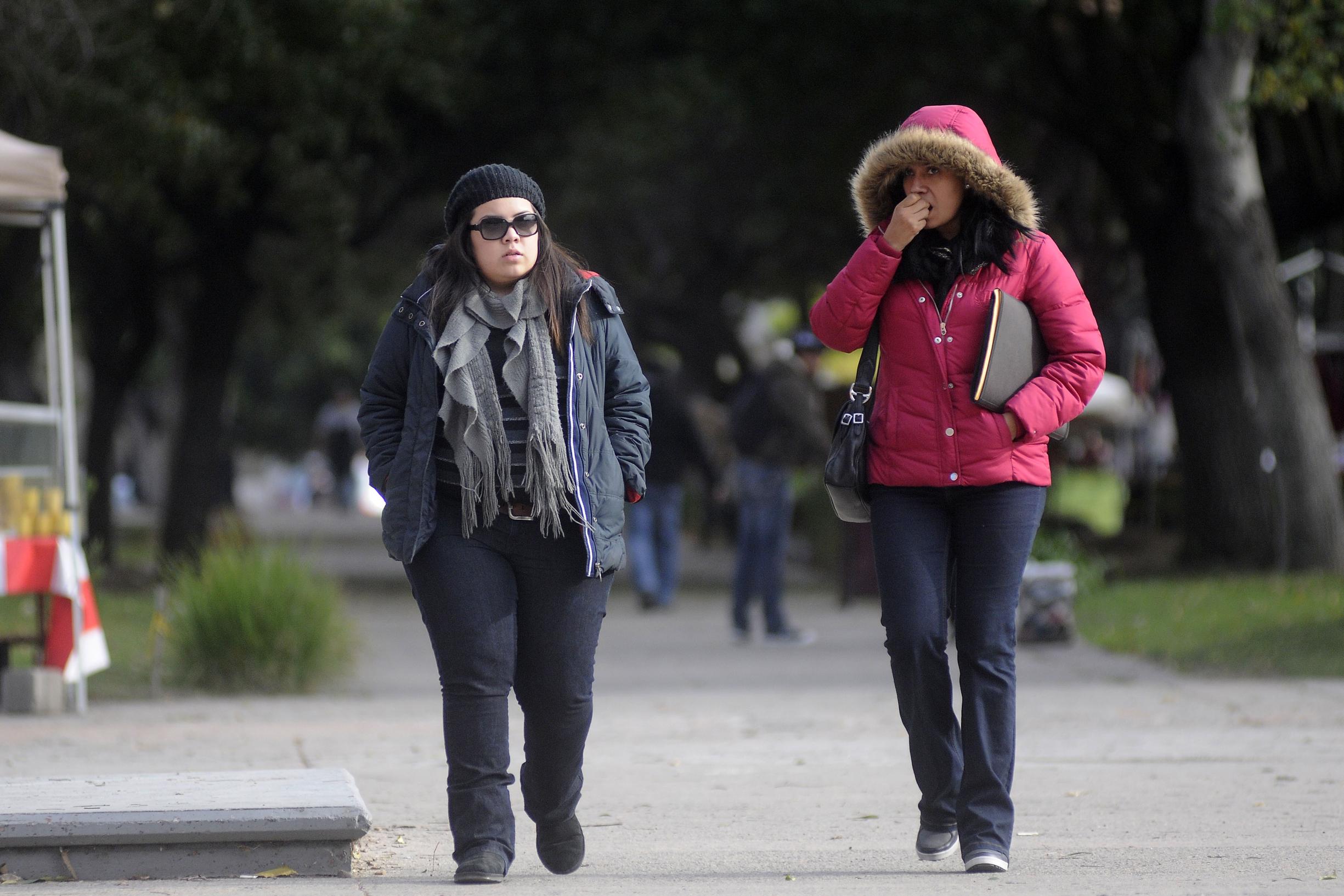 Abrigos de clima frio