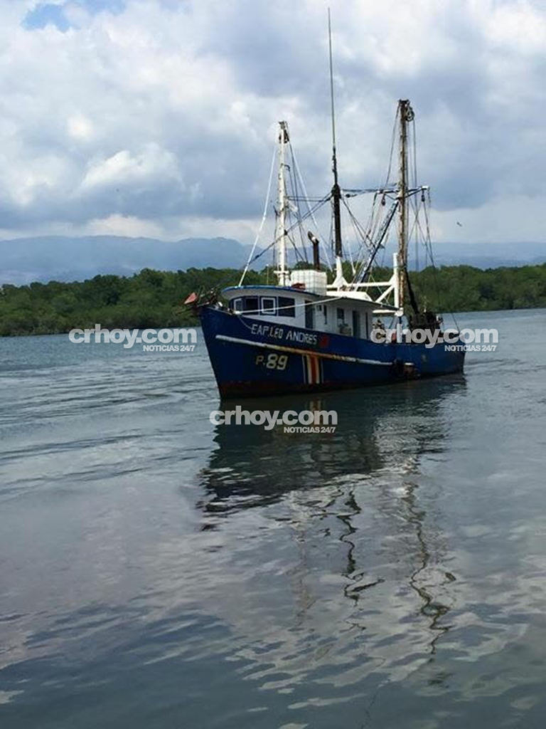 97d561c4d27 Buscan barco camaronero desaparecido desde la semana pasada