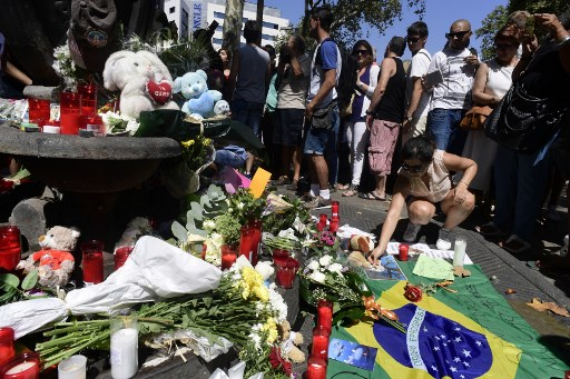 El Barça llevará camisetas especiales ante Betis en recuerdo a las víctimas 96fb31a0364