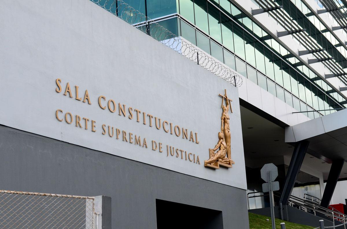 Resultado de imagen para sala constitucional