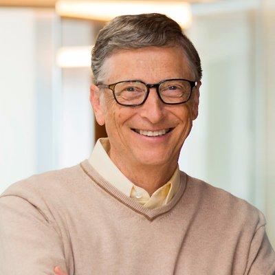 ¿Cuánto mide Bill Gates? - Altura - Real height BILL-GATES
