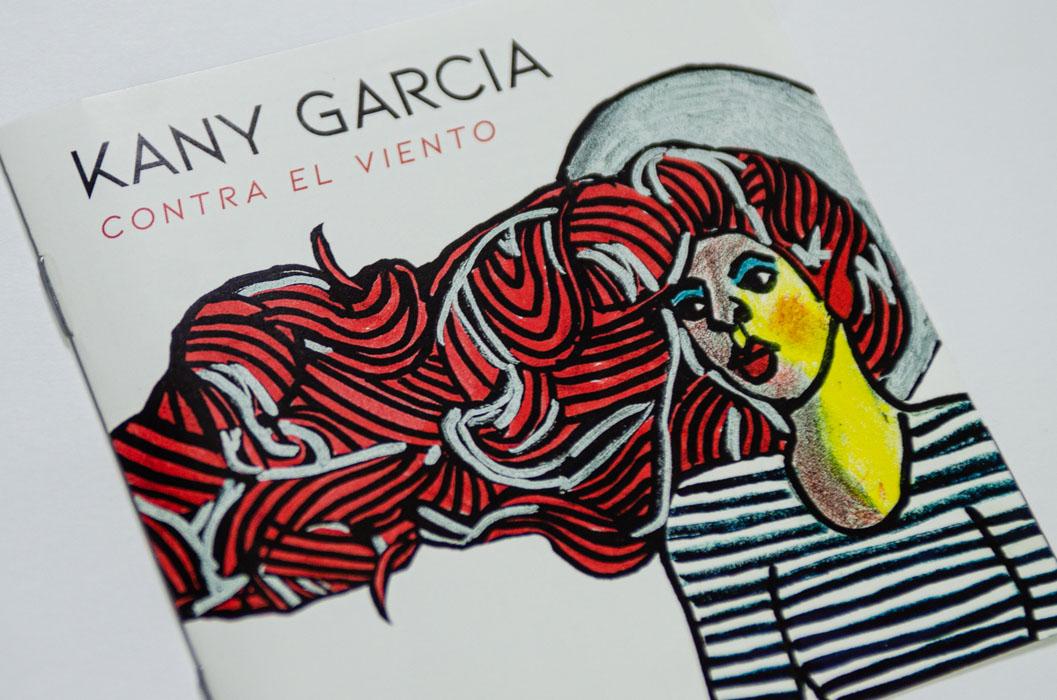 """Resultado de imagen para """"Contra el viento"""" - Kany García"""
