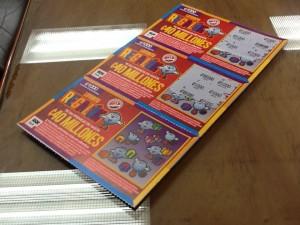 Junta de Protección Social lanza nueva lotería instantánea. CRH