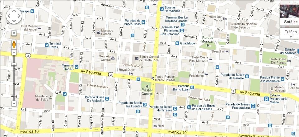 Google Maps muestra ambiciosa actualización que contiene mejoras ...