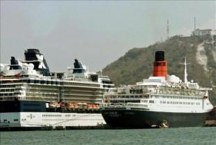 Proyecto busca bajar cobro a cruceros turísticos en Caldera