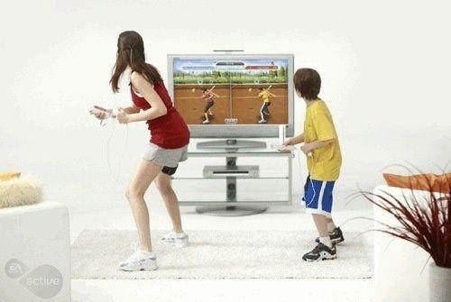 video juegos para bajar de peso