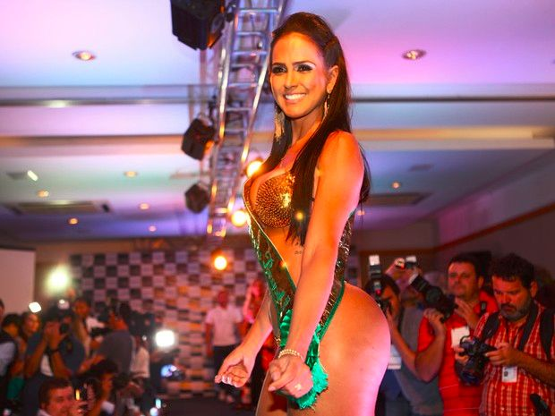 Brasil Escogió Al Mejor Trasero Del 2013