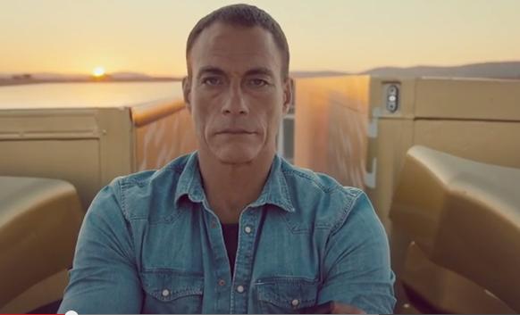 Sorprendente anuncio de Jean Claude Van Damme se convierte en viral