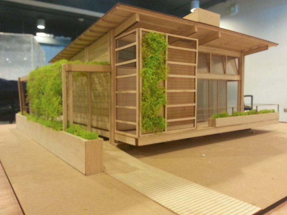 Estudiantes del tec afinan su casa eco amigable en francia - Proyectos para construir una casa ...