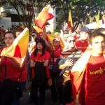PAC cierra campaña con fiesta en San José