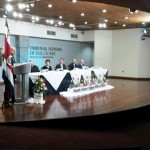 Presidente TSE: son las elecciones más inusuales de la historia moderna