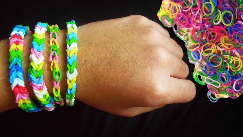 5a495c9c1e Estas son las pulseras que están a la moda. Imagen tomada de Internet.
