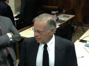 En la imagen, el expresidente Miguel Angel Rodríguez . Archivo(CRH)