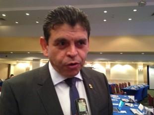 En la imagen el Presidente de Uccaep, Ronald Jiménez. CRH