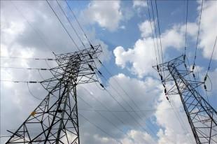 El costo de la energía eléctrica subió tres veces en seis meses. EFE.