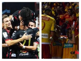 Alajuelense y Herediano buscarán regresar a la victoria en el torneo nacional