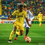 Joel Campbell pasa desapercibido y el Villarreal se despide de la Europa League