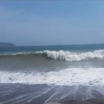 Socorristas buscan a surfista desaparecido en Caldera