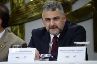 Carlos Segnini, MOPT