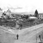 La Costa Rica de Ayer parque de Heredia