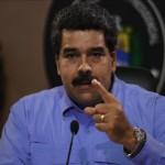 """Maduro: es un """"abuso"""" que Kerry hable de democracia venezolana"""