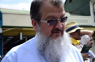 El diputado Gerardo Vargas hizo la denuncia el pasado jueves. (Archivo. CRH)