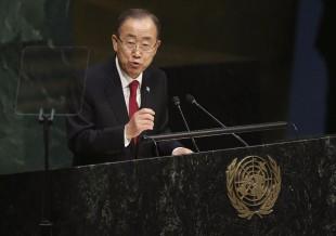 """ONU: """"en el siglo XXI, no deberíamos construir muros"""""""