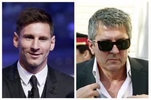 Messi se sentará en el banquillo de los acusados