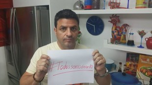 #Todossomosgerardo: redes apoyan a joven atacado anoche