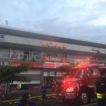 Dos incendios en San José ponen a correr a las autoridades