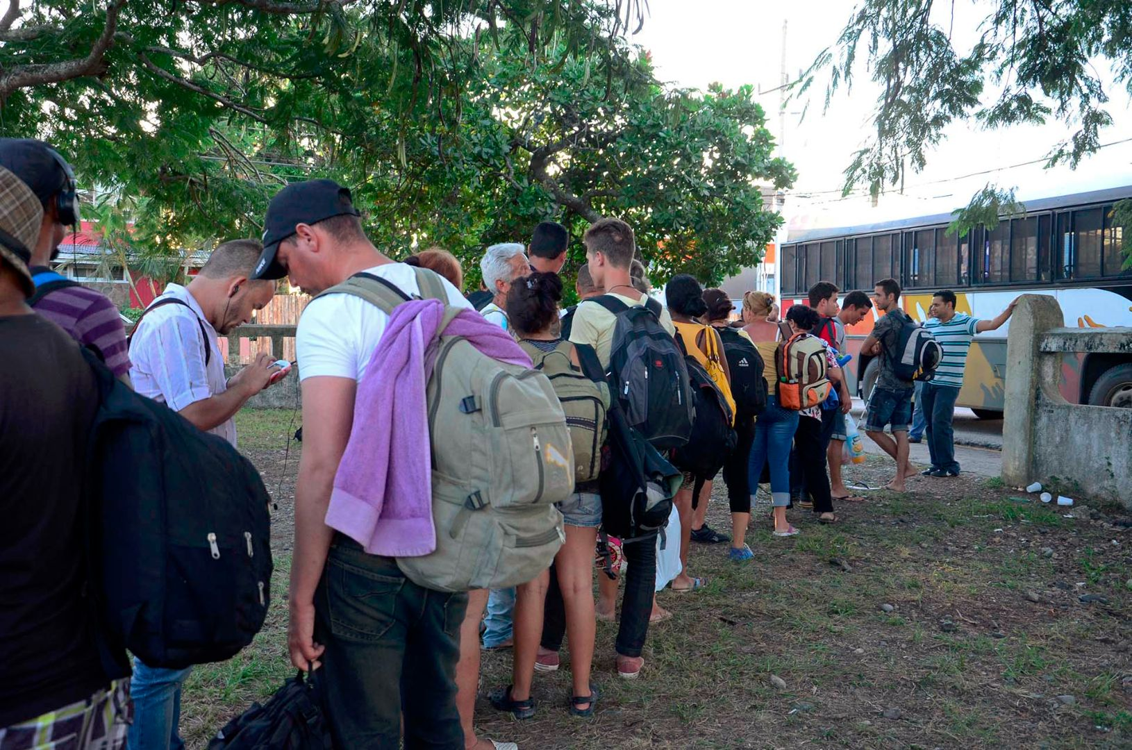 Migración de cubanos y sirios tema entre presidentes centroamericanos