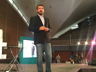 John Farrell, director de YouTube Latinoamérica. (CRH)