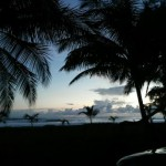 La foto del día Playa Bandera