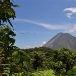 La foto del día volcán Arenal