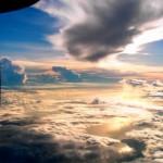 La foto del día Bahía Santa Elena desde los cielos