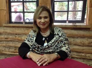 Sara Salazar es jueza colombiana, experta en crimen organizado