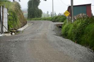 Caminos al volcán Turrialba. Foto Daniela Abarca.