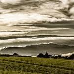 La foto del día amanecer en el Irazú